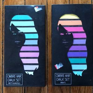 Urban Outfitters Ombré Hair Chalk Set